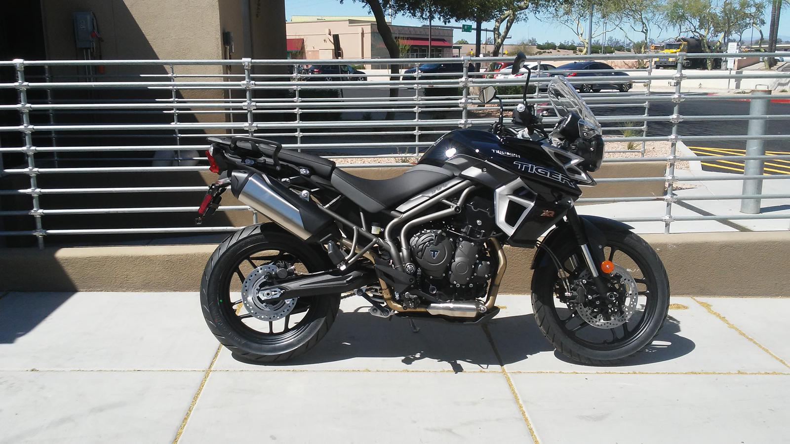 2019 Triumph Tiger 800 Xr For Sale In Peoria Az Go Az Motorcycles
