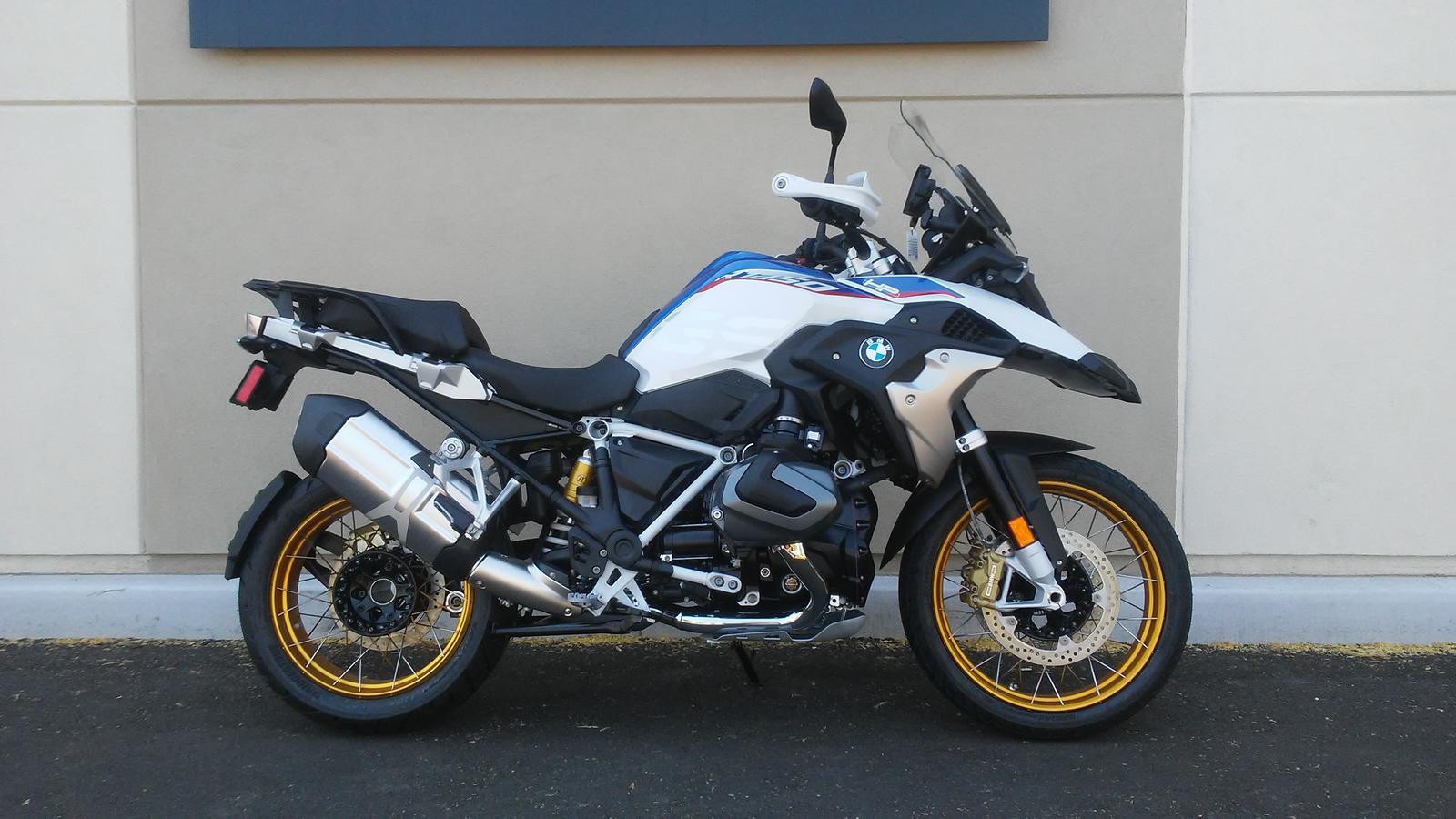 2019 BMW R1250 GS Low Suspension