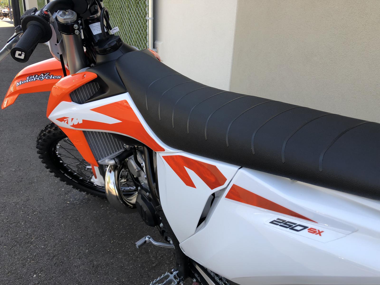 2020 KTM 250 SX