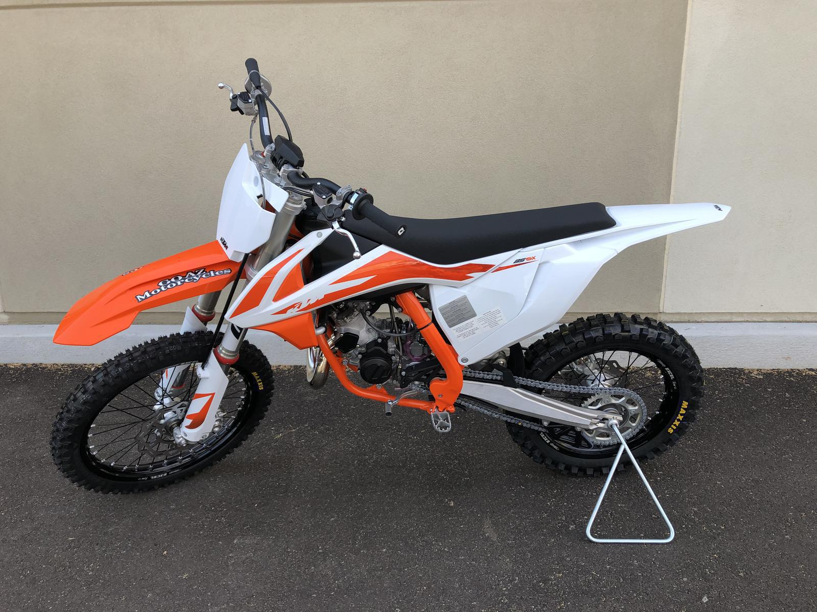 2020 KTM 85 SX 1714