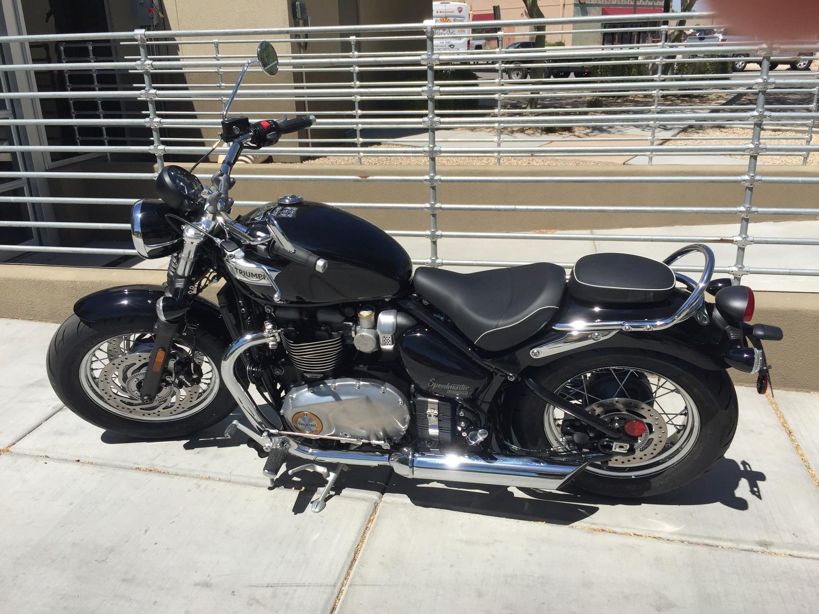 2018 Triumph Speedmaster For Sale In Peoria Az Go Az Motorcycles