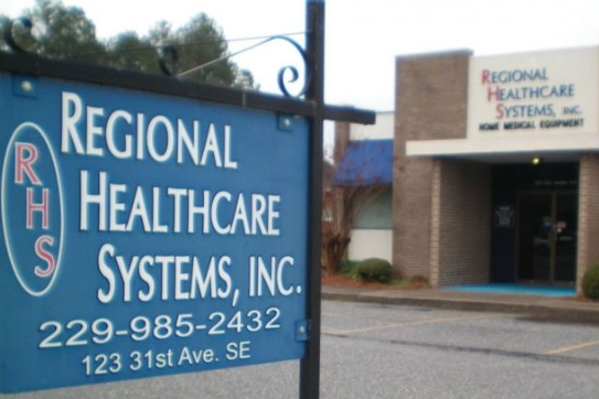 Regional Healthcare Systems, Inc.