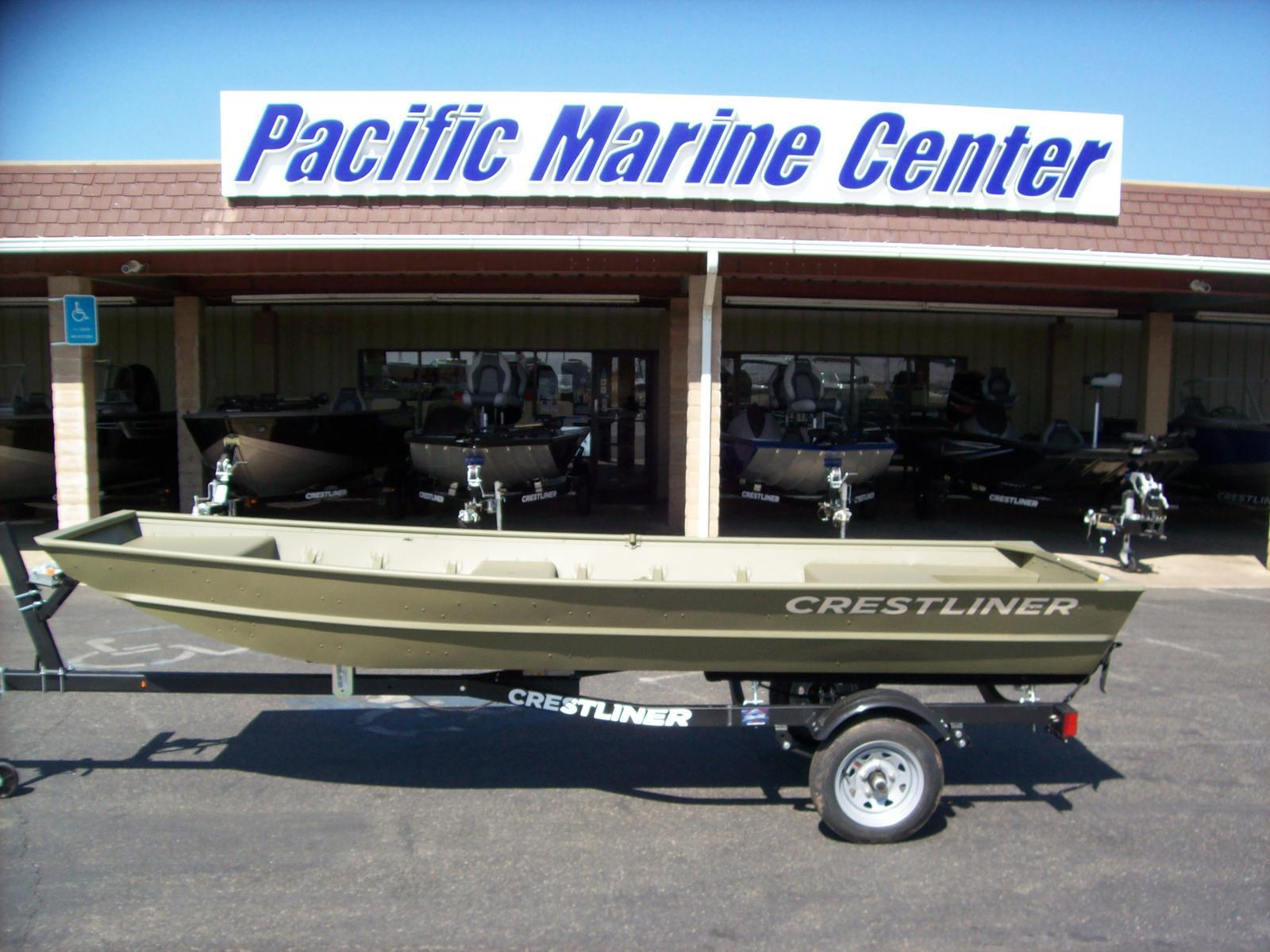 2016 Crestliner 1436 Jon for sale in Madera, CA | Pacific Marine Center  (559) 432-2277