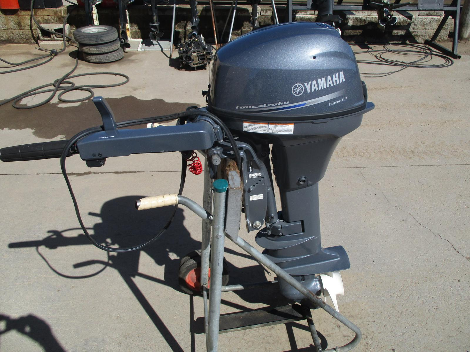 2014 Outboard Motors from Yamaha Riverview Sports & Marine