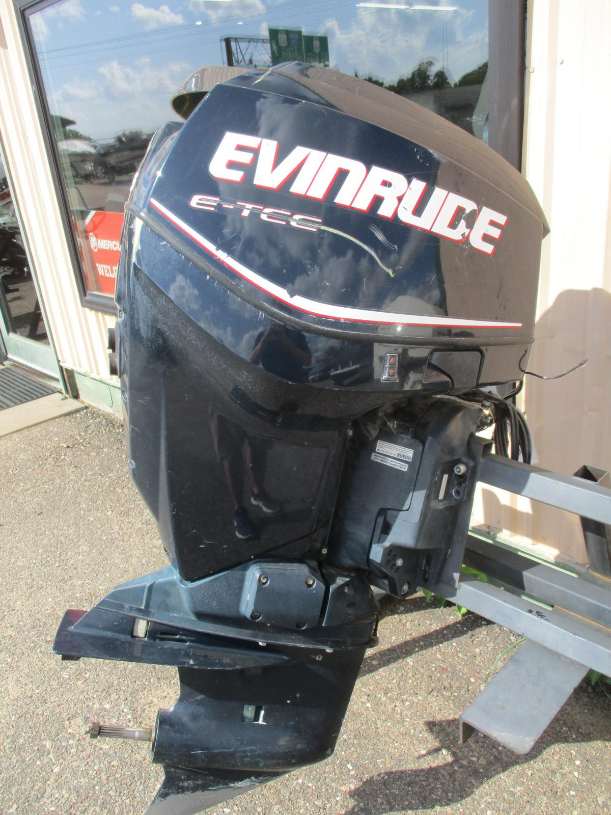 2011 Evinrude 115 HP ETEC for sale in Elk River, MN