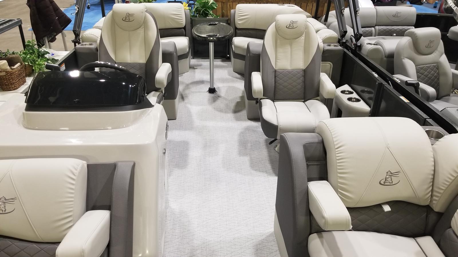 2018 Misty Harbor Skye 2385SU Sportoon With A 140 HP Suzuki Motor ( Any  Suzuki Motor Up To 150 HP Available )