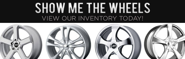 View our inventory of Wheels/Rims today!