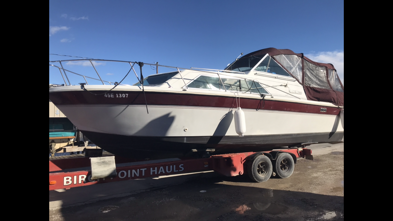 1987 Chris Craft Grew 290 for sale in Bobcaygeon, ON  Birch