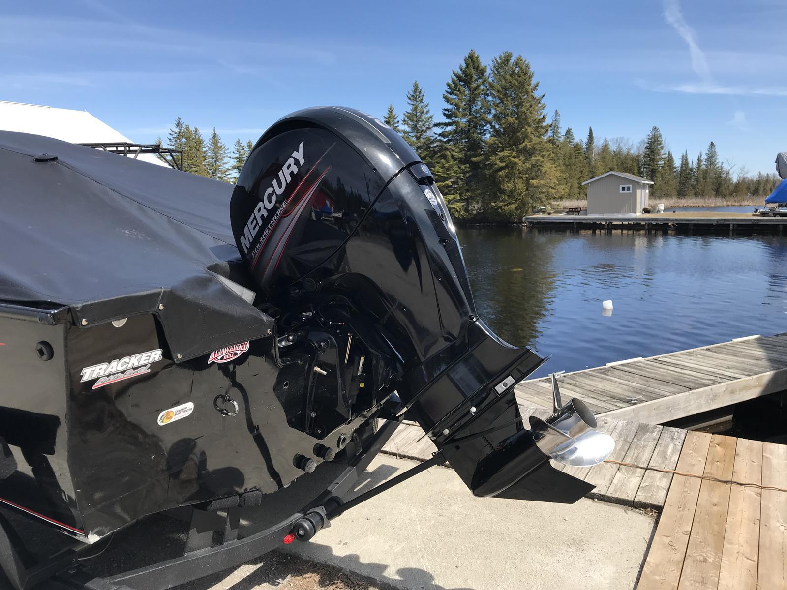 2018 Tracker Targa V18 for sale in Bobcaygeon, ON  Birch