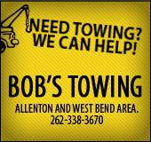 Need Towing? We Can Help!
