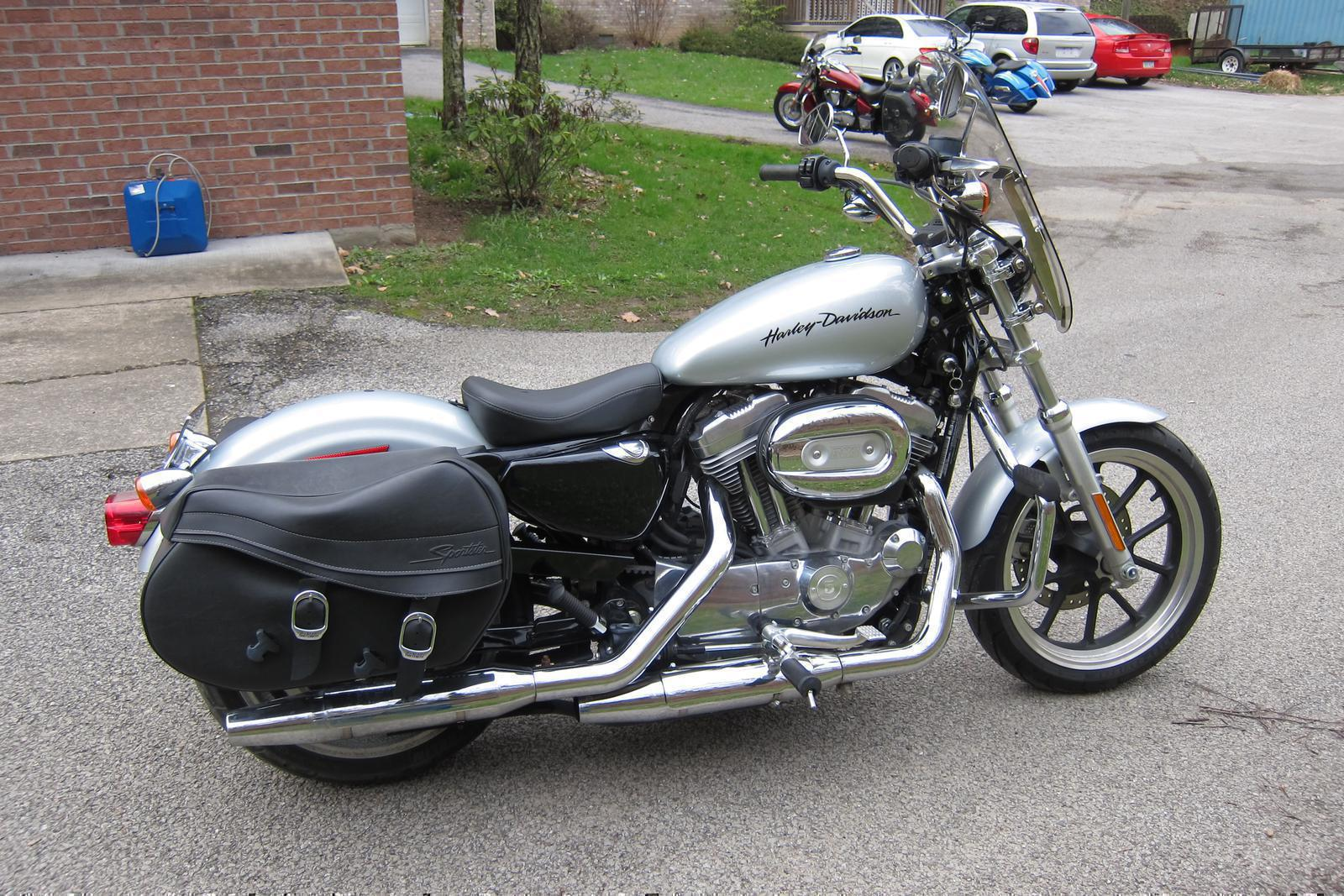 2014 Harley Davidson Sportster 883 Super Low For Sale In Charleston Wire Harness A 73 Ironhead 632
