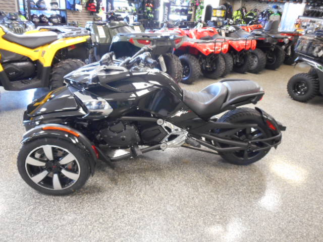 Spyder Motorcycle For Sale >> 2015 Can Am Spyder F3