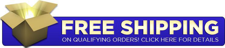 Free shipping on qualifying orders! Click here for details.