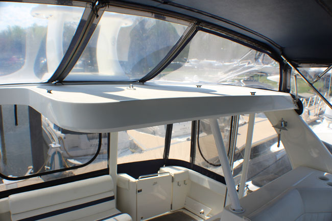 2004 Cruisers Yachts 375 Aft Cabin for sale in Woodbridge