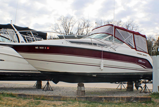 Inventory from Sea Ray and Chaparral Prince William Marina