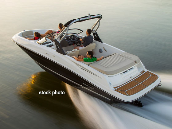 Inventory from Bayliner and Chaparral Prince William Marina