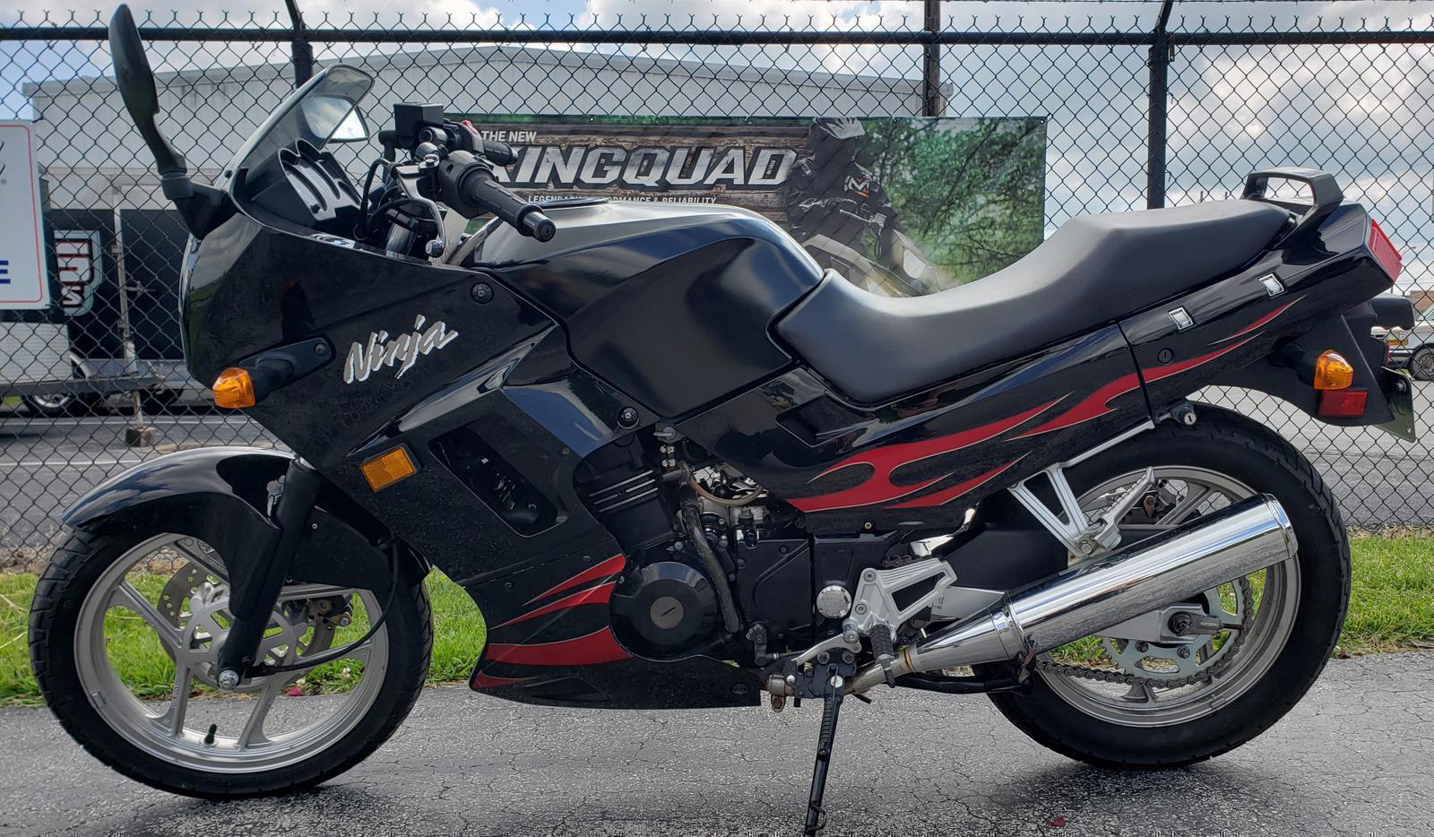 Marvelous 2007 Kawasaki Ninja 250R Theyellowbook Wood Chair Design Ideas Theyellowbookinfo