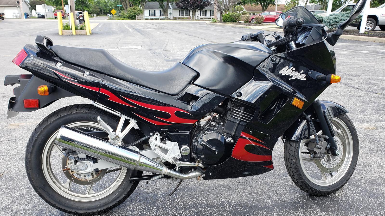 Tremendous 2007 Kawasaki Ninja 250R Theyellowbook Wood Chair Design Ideas Theyellowbookinfo