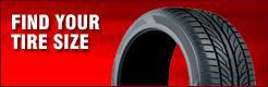 Click here to find your tire size.