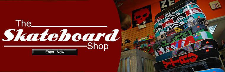The Skateboard Shop