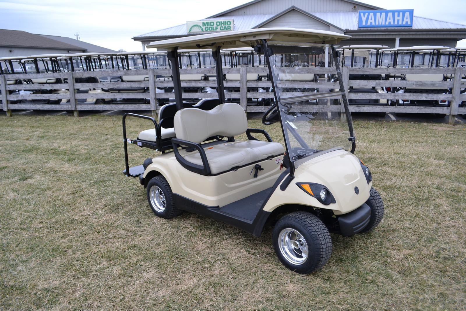 Inventory from Yamaha Mid Ohio Golf Car, Inc  Heath, OH 1