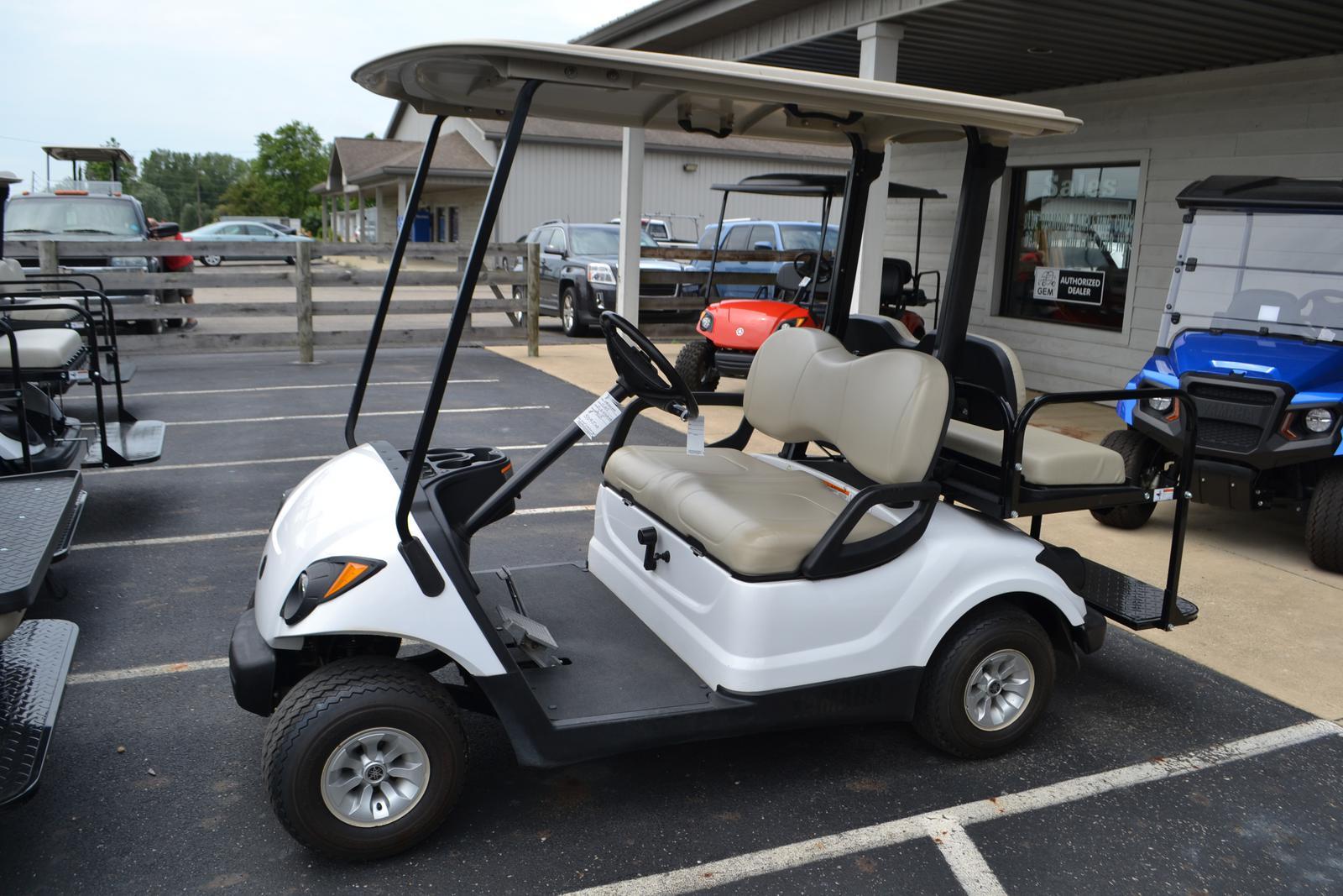 Inventory from Yamaha Mid Ohio Golf Car, Inc. Heath, OH 1 ... on yamaha j55 golf cart, yamaha ydra golf cart accessories, yamaha ydre golf cart accessories,