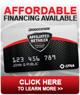 Affordable Financing Available