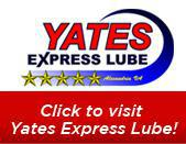 Yates Express Lube. Click to visit Yates Express Lube!