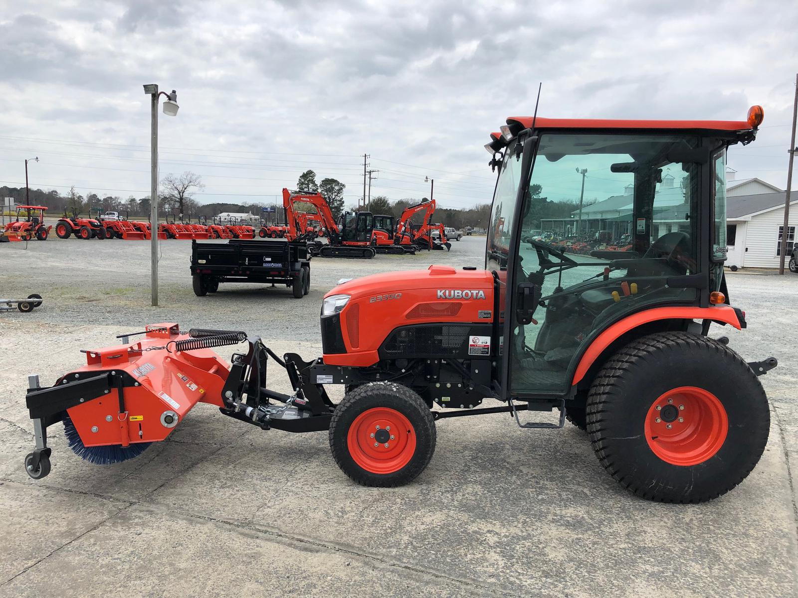Inventory from Kubota and Load Trail Trailers Musgrave Equipment Co