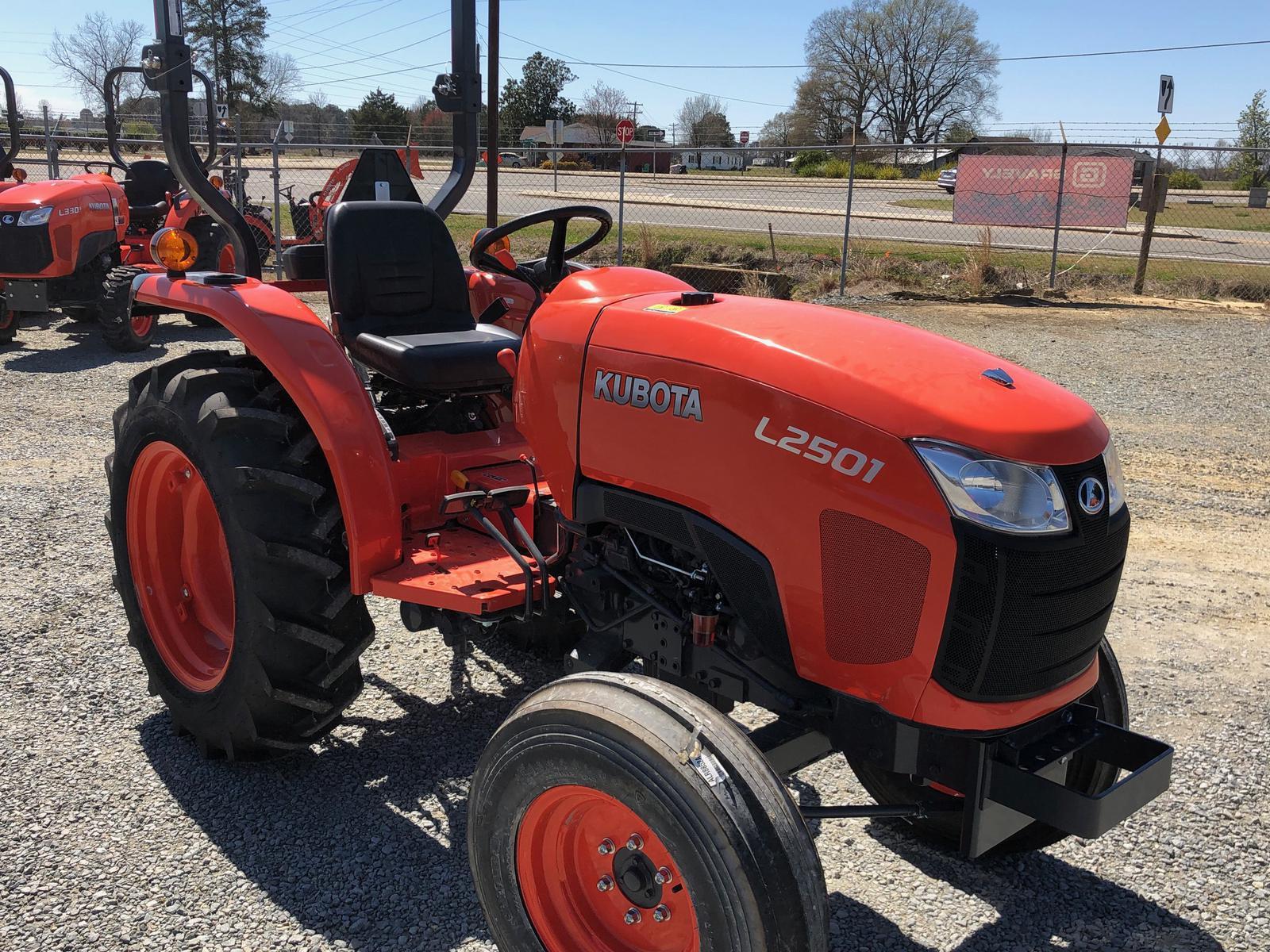 2019 Kubota L2501 Gear 2WD for sale in Goldsboro, NC