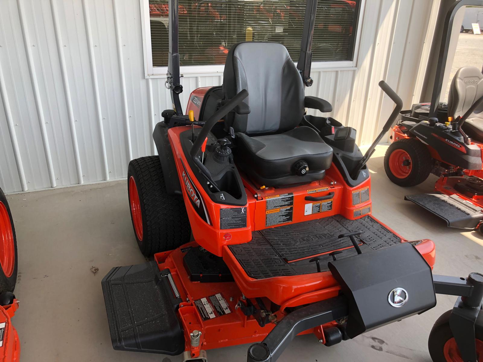 2019 Kubota ZD1211-60 for sale in Goldsboro, NC  Musgrave