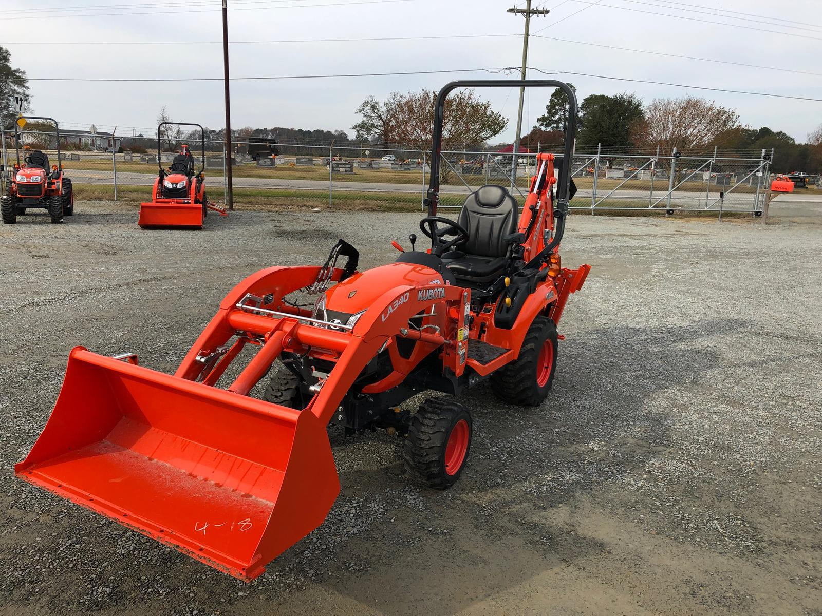2019 Kubota BX23S for sale in Goldsboro, NC  Musgrave