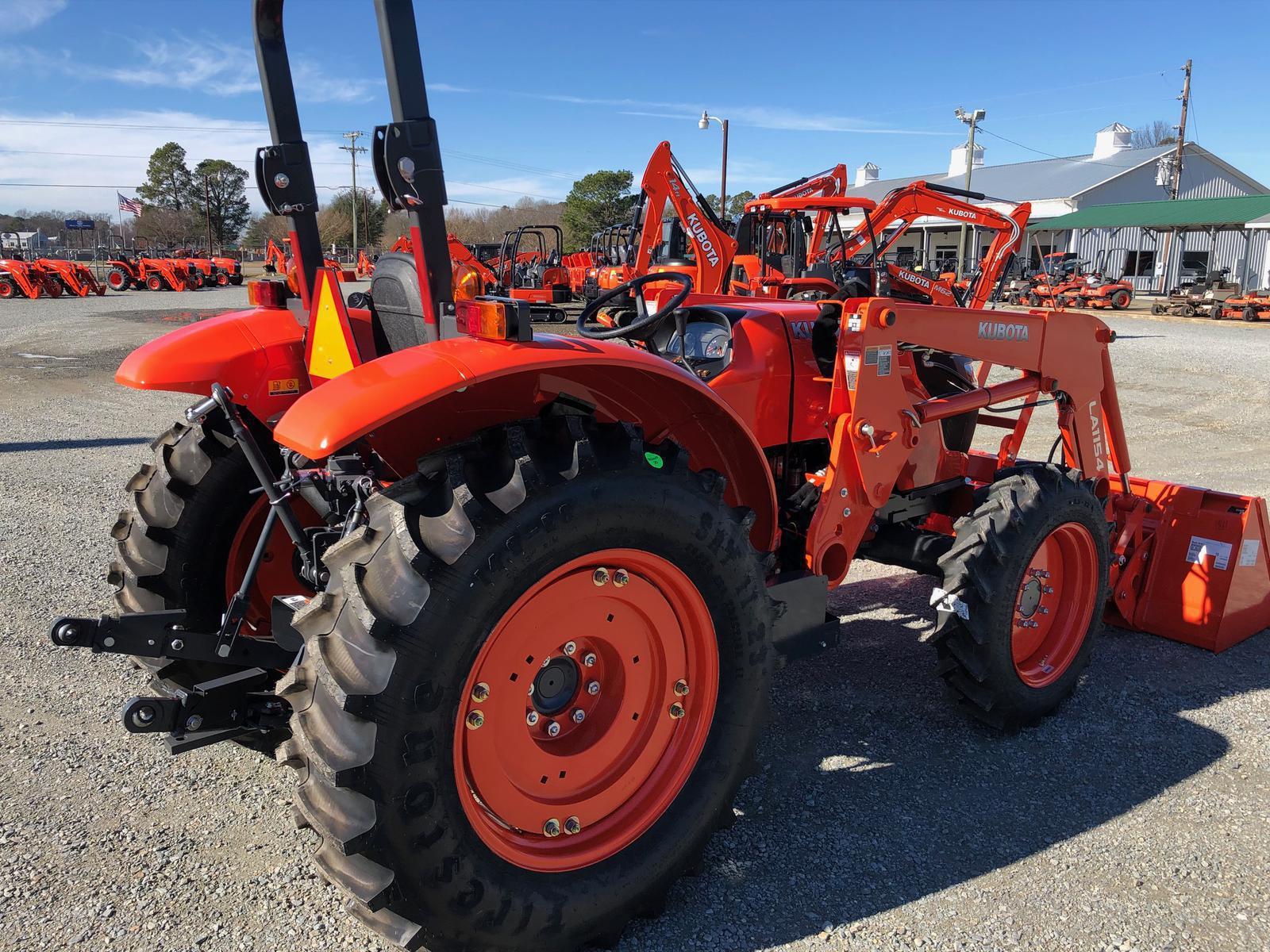 2019 Kubota M5660SUHD for sale in Goldsboro, NC  Musgrave Equipment