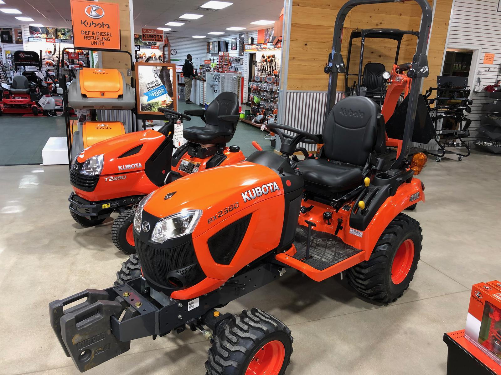 2019 Kubota BX2380 for sale in Goldsboro, NC  Musgrave
