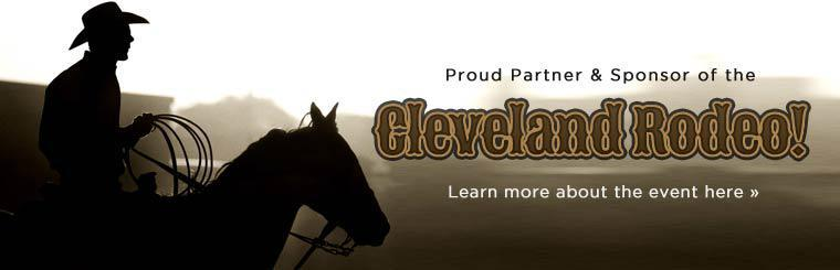 Cardinal Tire is a proud partner and sponsor of the Cleveland Rodeo! Click here to learn more about the event.