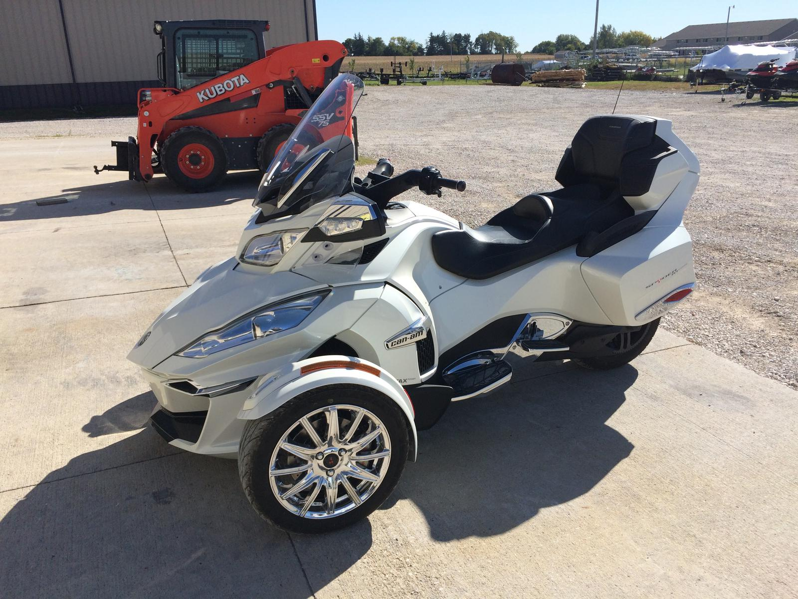 2016 Can Am Spyder RT Limited SE6 for sale in Lake View IA