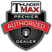 Thunder Max Premier Authorized Dealer