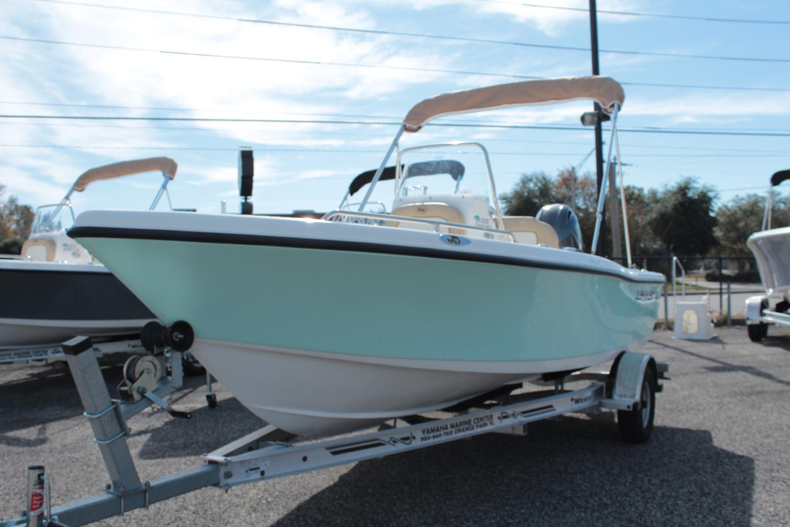 Key West 176 CC Center Console Trailerable Boat Storage Cover