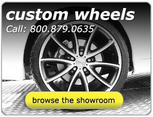 Custom wheels?