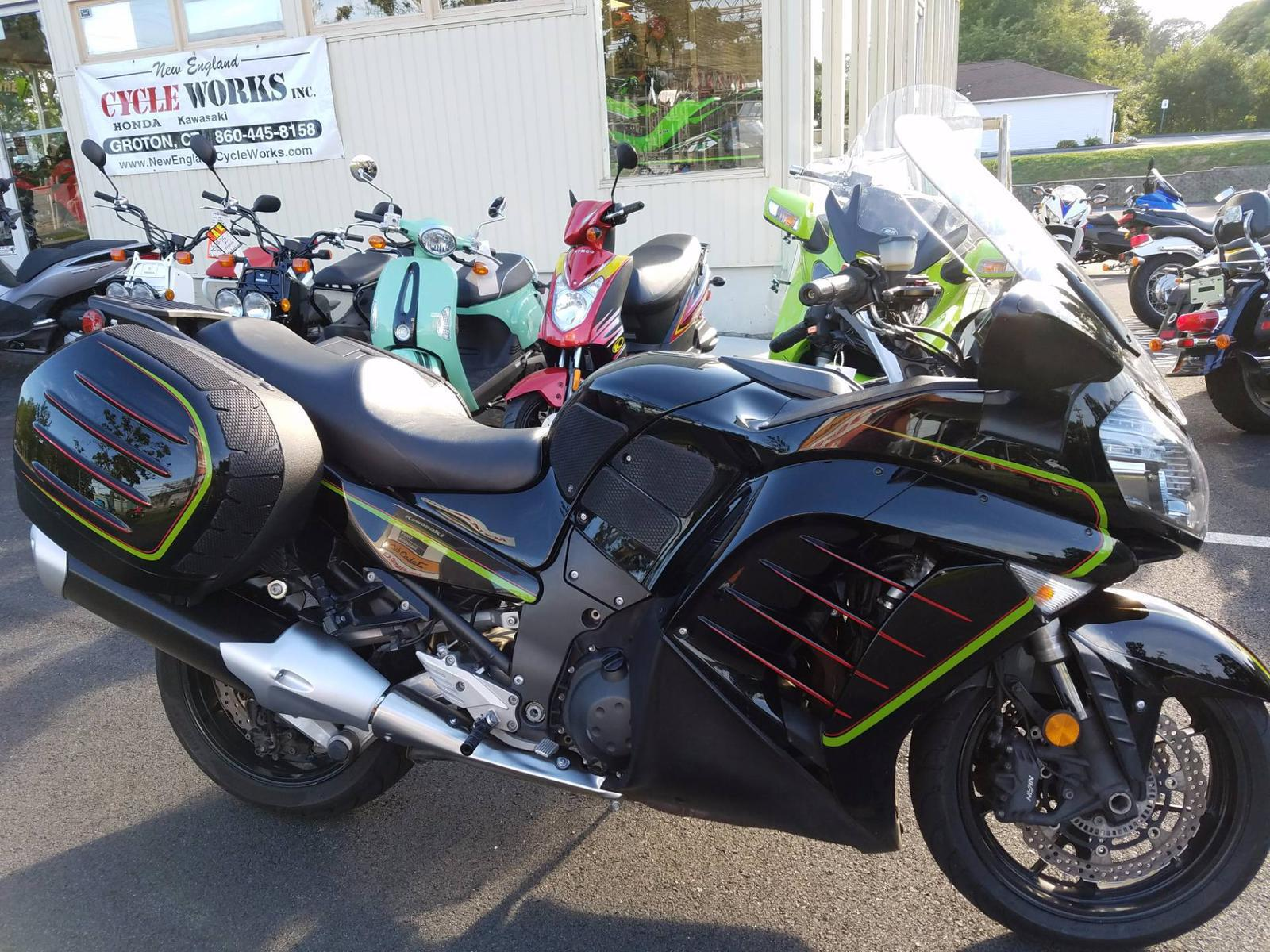 2012 kawasaki concours 14 abs for sale in groton, ct | new england