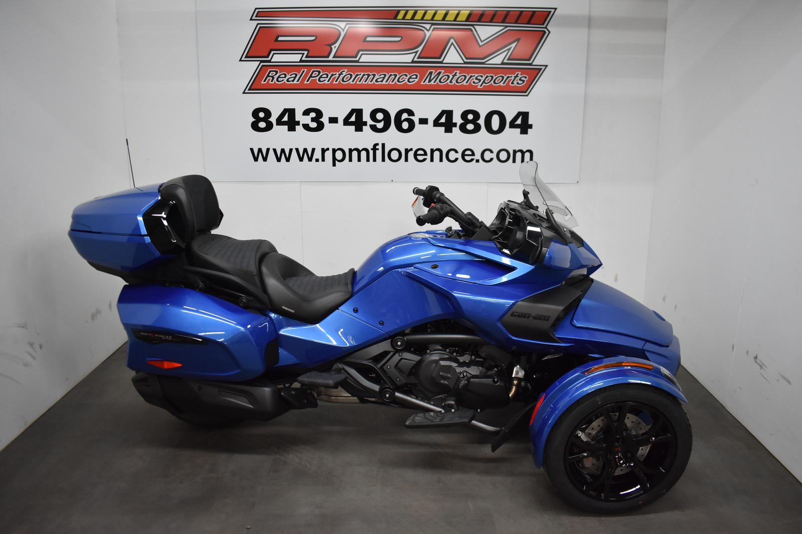 Can Am Spyder For Sale >> 2019 Can Am Spyder F3 Limited Se6 Dark Edition