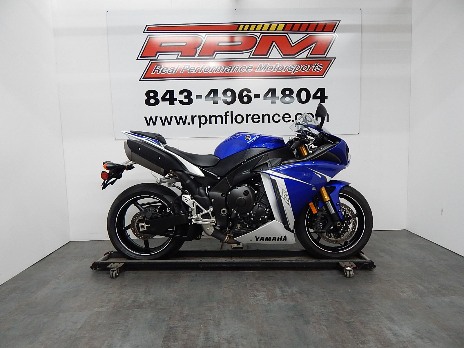 2011 Yamaha YZF-R1 - Team Yamaha Blue/White for sale in Florence, SC