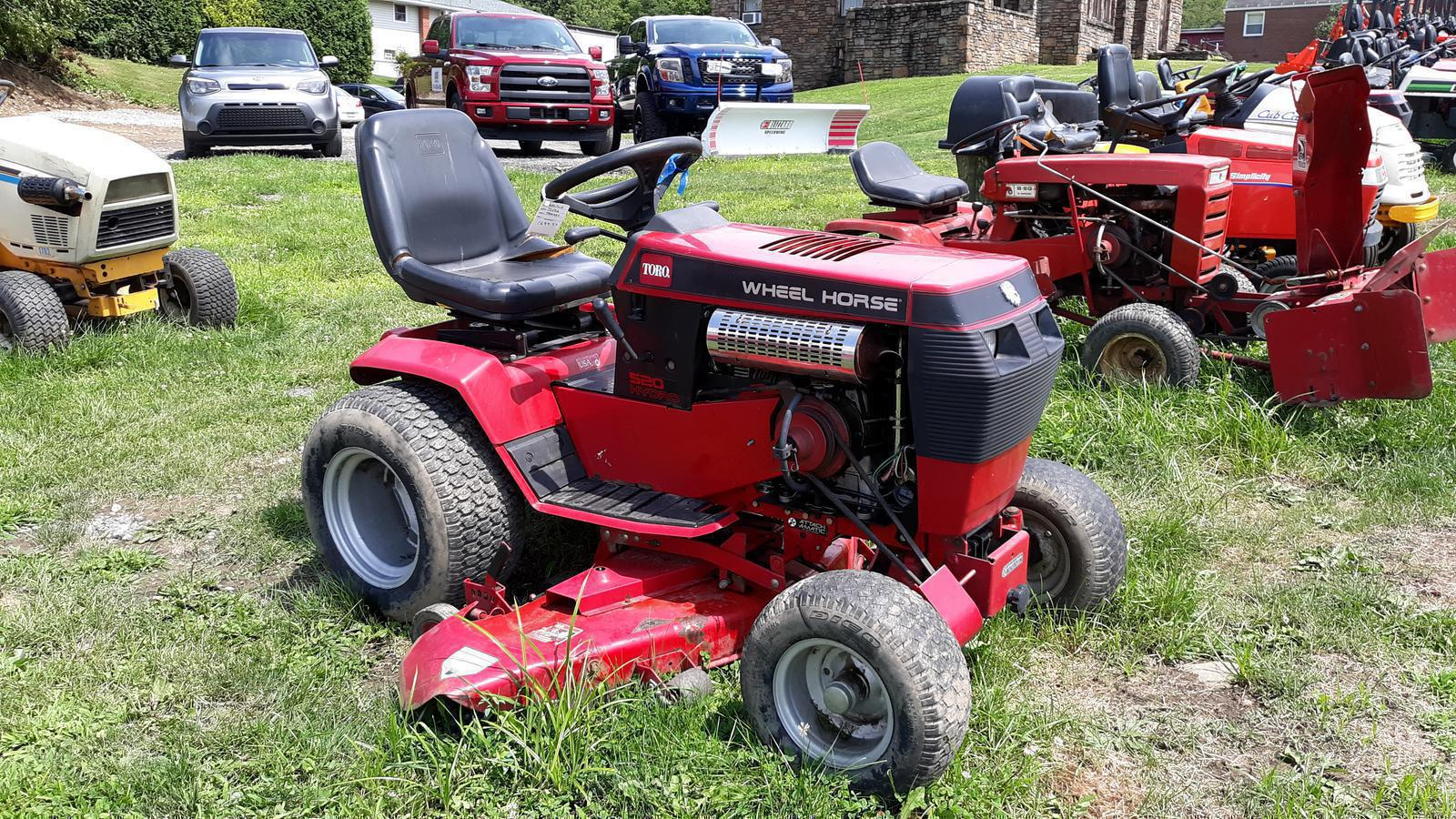 Inventory from Wheel Horse and Woods Johnstown Johnstown, PA