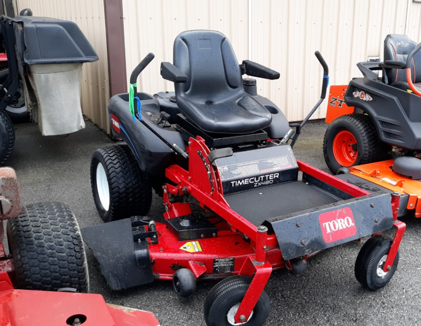 Inventory from Wheel Horse, Toro and Briggs & Stratton