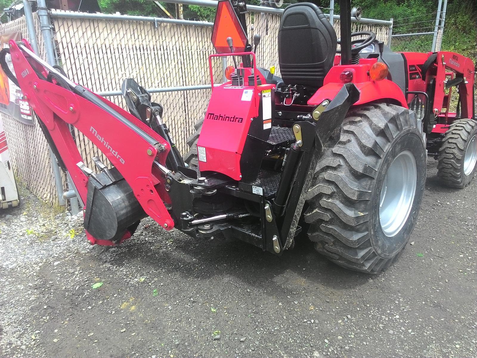 Mahindra 1538, Mahindra Tractor