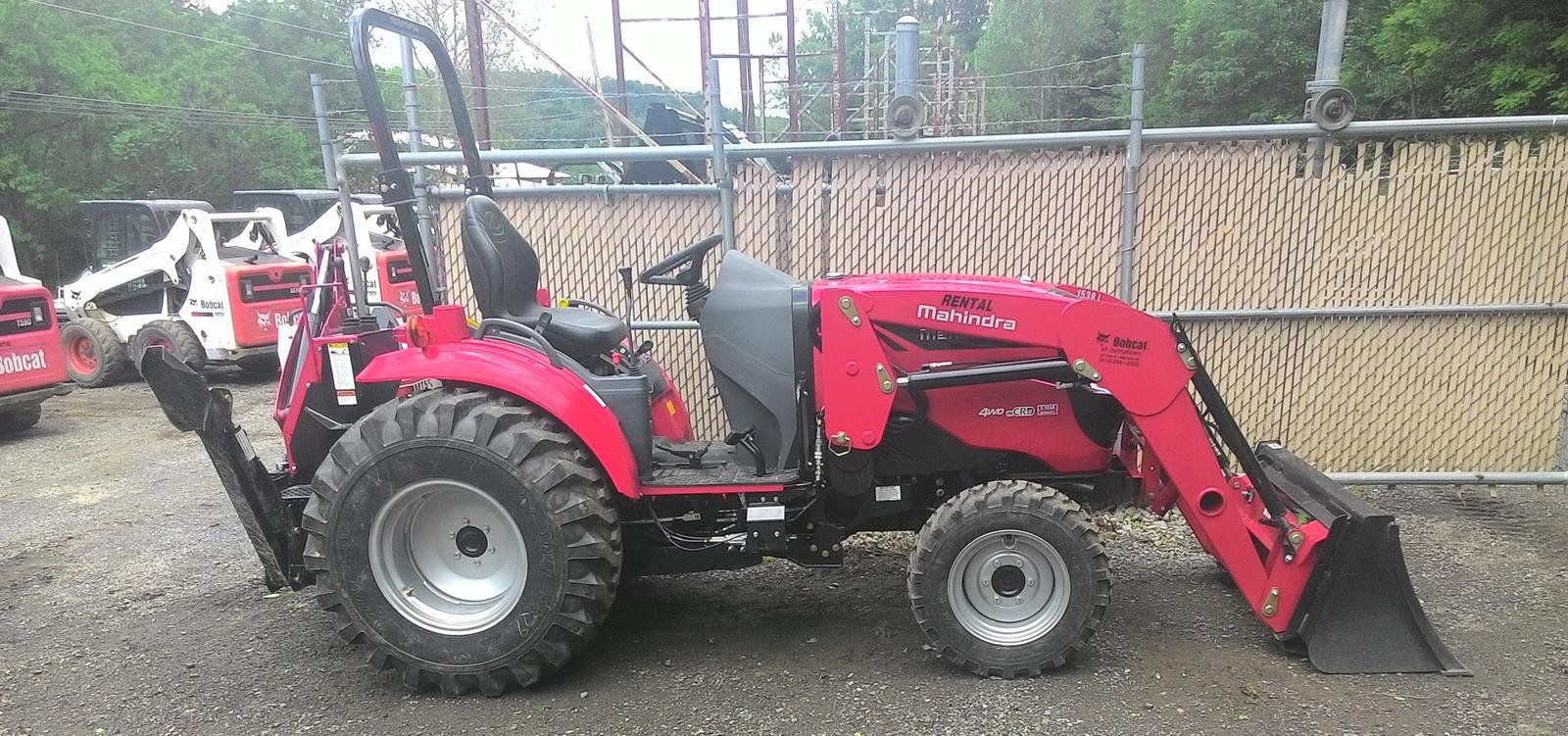 Mahindra 1538, Mahindra Tractor for sale in Johnstown, PA