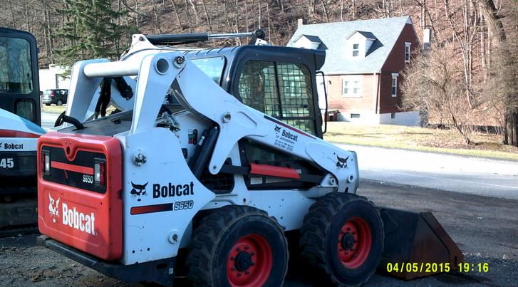 2013 BOB-CAT® Bobcat S650 Skid Loader, A3NV20021