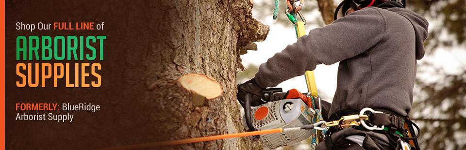 Click here to shop our full line of arborist supplies!
