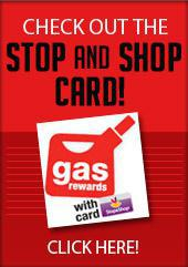Check out the Stop and Shop Card! Click here!