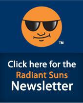Click here for the Radiant Suns Newsletter.